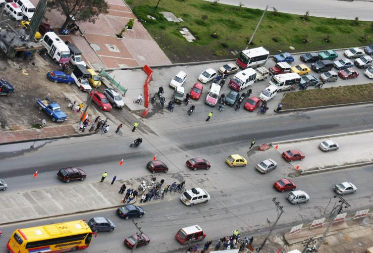Reunión entre gobiernos de Bogotá y Cundinamarca