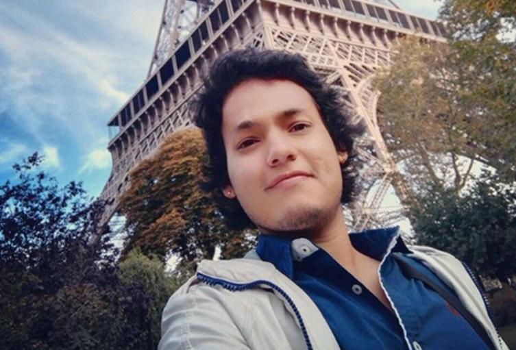 Actor Daniel Rengifo