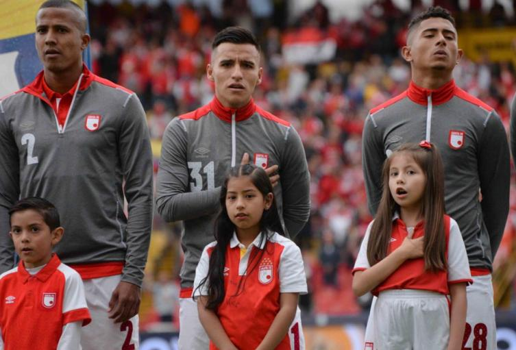 Independiente Santa Fe, 2020