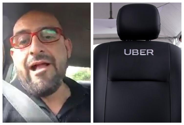 Freddy Contreras ataca a conductores de Uber Colombia