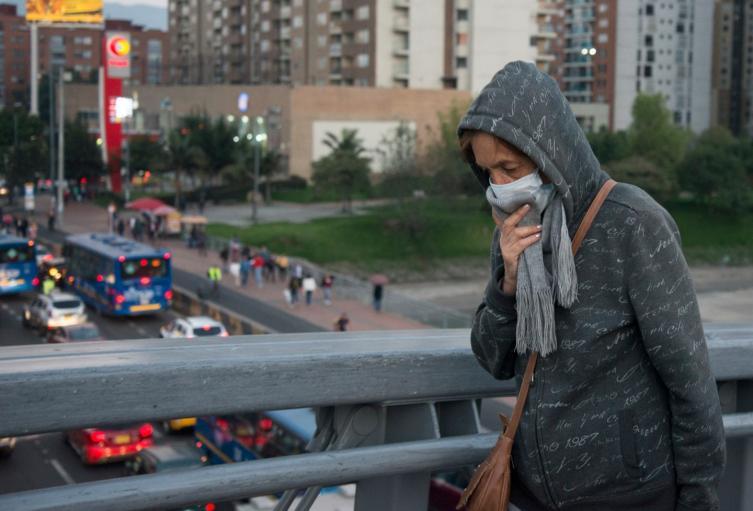 En último año, más de 2.000 ciudadanos murieron por mala calidad del aire en Bogotá