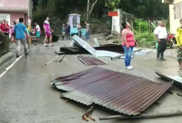 Diluvio en El Peñón