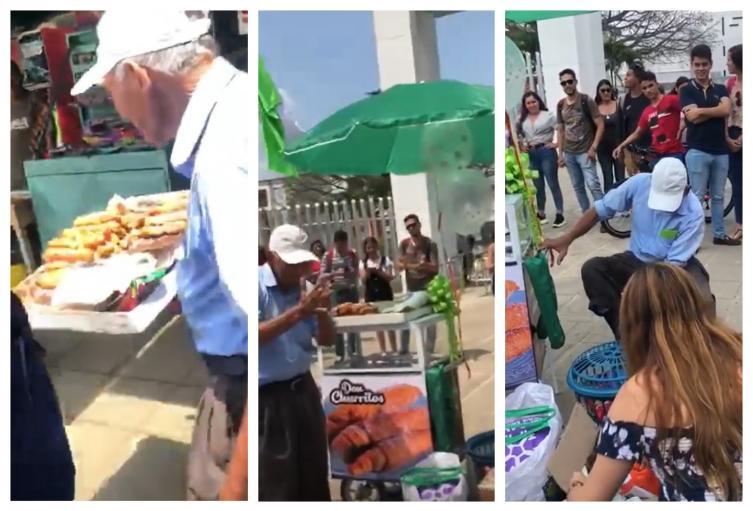 Abuelo churros bucaramanga