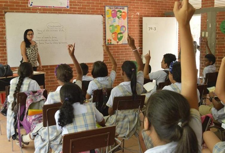 Los colegios y universidades iniciarán campañas para motivar el correcto lavado de manos y otras recomendaciones para evitar contagio