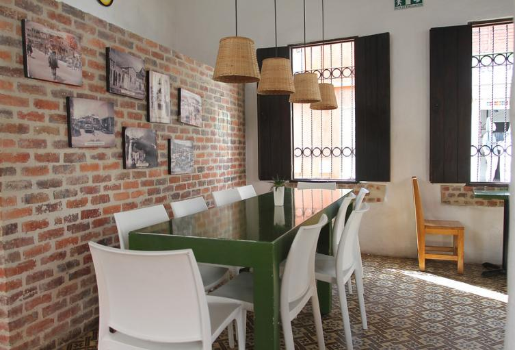 Restaurante colombiano