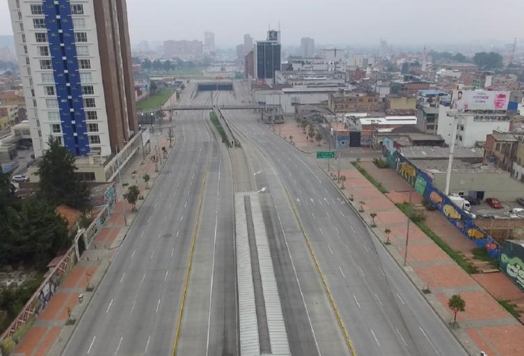 Noticias Bogotá: Colombianos pasan cuarentena sin perder sentido ...