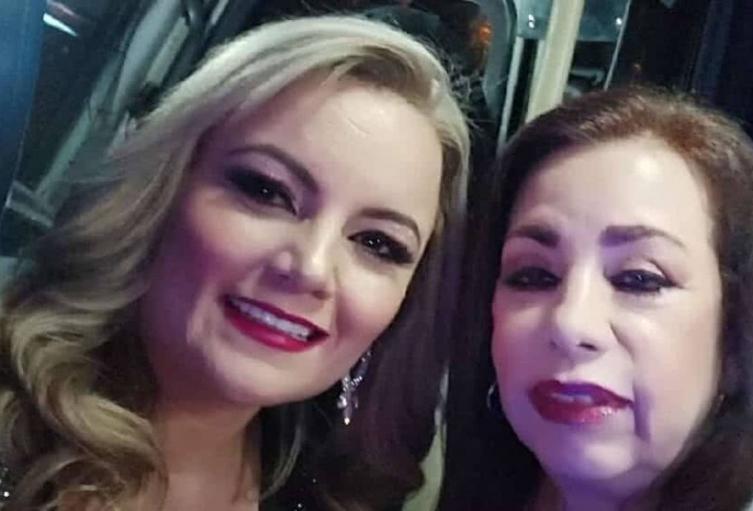 Lina Barrientos y Fabiola Calle, integrantes de las Hermanitas Calle.