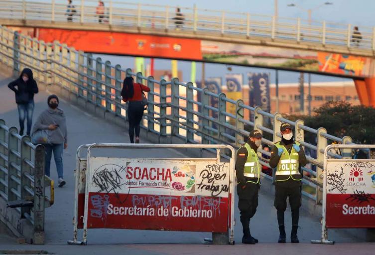 ¿Por qué los habitantes de Soacha no han acatado el aislamiento?