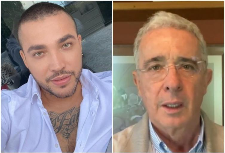 Jessi Uribe - Álvaro Uribe