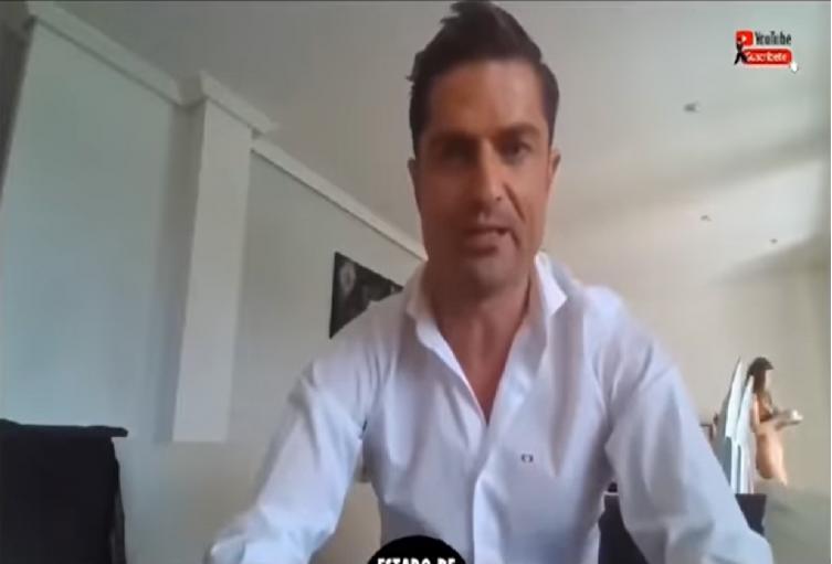 Periodista lo pillaron siendo infiel