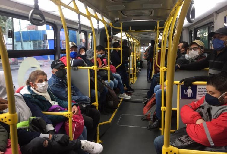 Recorrido De La Nueva Ruta De Transmilenio Que Saldra Desde San Mateo Alerta Bogota