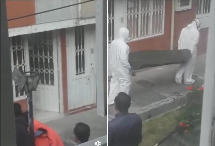 Video de vecino muerto por coronavirus era falso