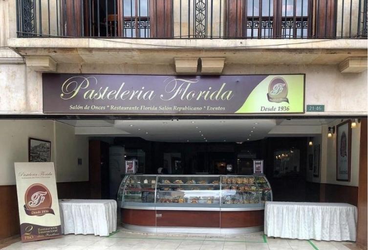 Pastelería Florida