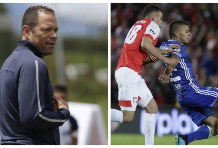 Óscar Córdoba y Santa Fe vs Millonarios