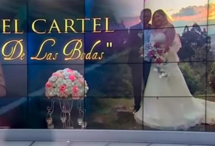 Cartel de las bodas