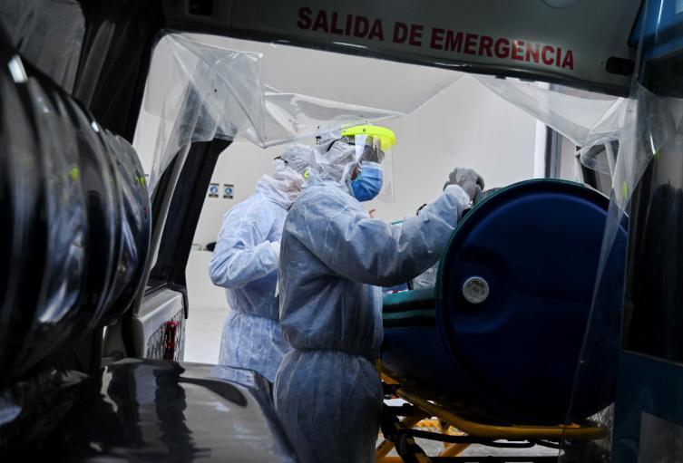 Coronavirus en Colombia / cuarentena en Colombia