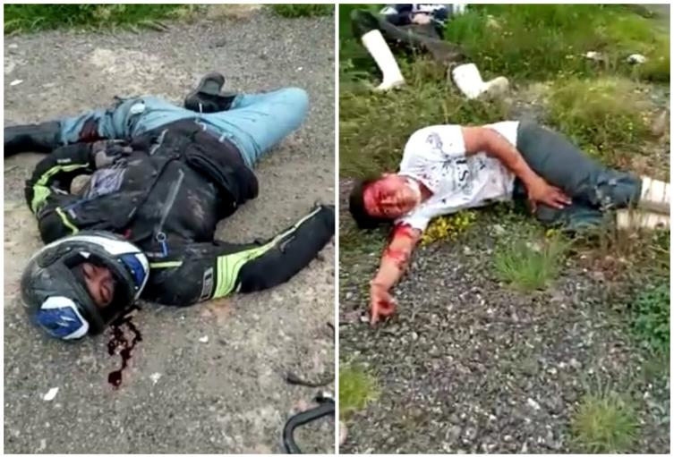 Revelan video de fatal accidente en Sibaté
