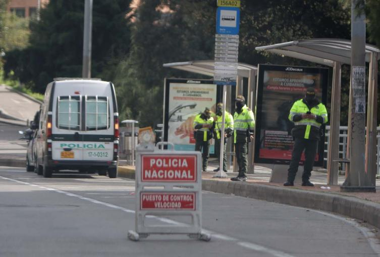 Localidades en cuarentena en Bogotá / Cuarentena estricta en Suba, Barrios Unidos y Engativá / Cuarentena en Suba