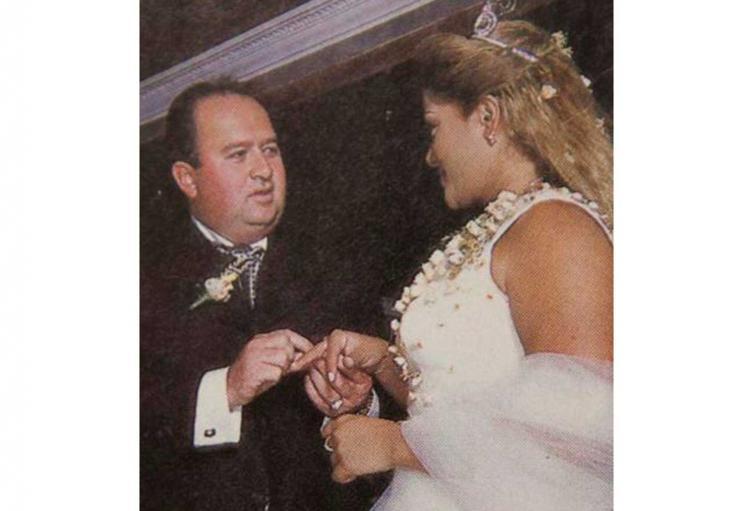 El matrimonio de Marbelle y Royne Chávez