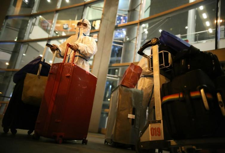 Aeropuerto El Dorado en plena pandemia