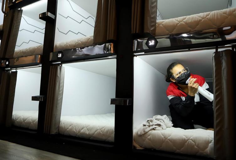 Primer hotel con hospedaje en cápsulas