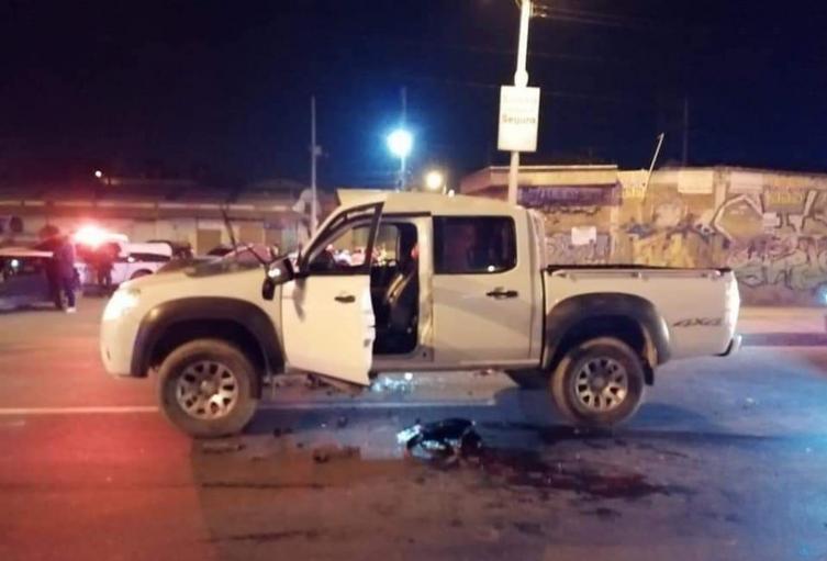 Policias heridos en Soacha