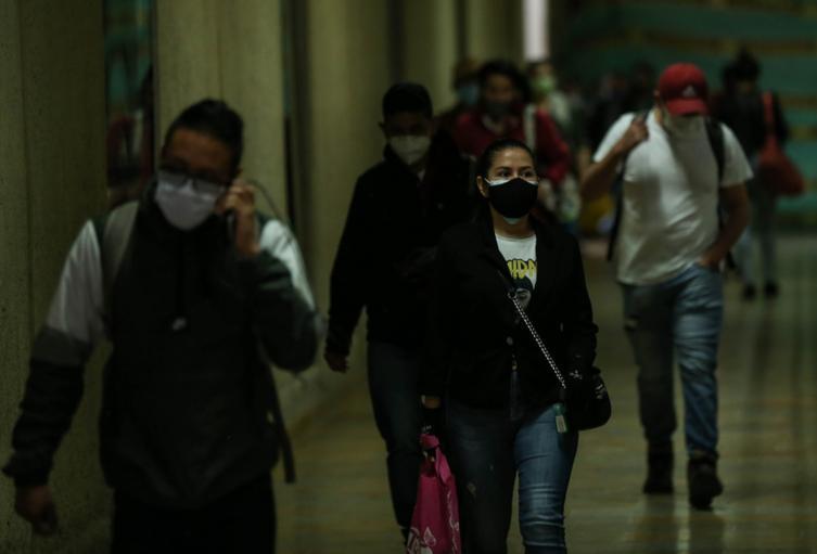 Aislamiento selectivo - coronavirus en Bogotá