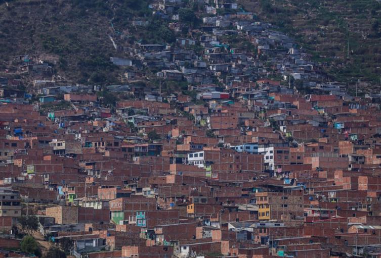 Atrapan ladrones en Cazucá, Soacha