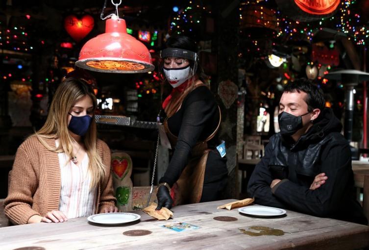 Reapertura de restaurantes en Bogotá