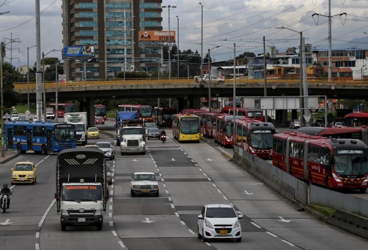 Bogotá en medio de aislamiento selectivo