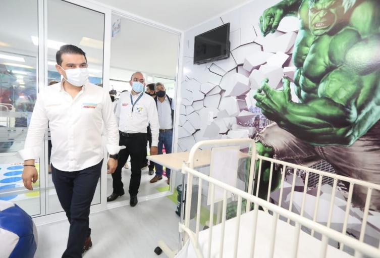 Ampliación de la red hospitalaria de Cundinamarca