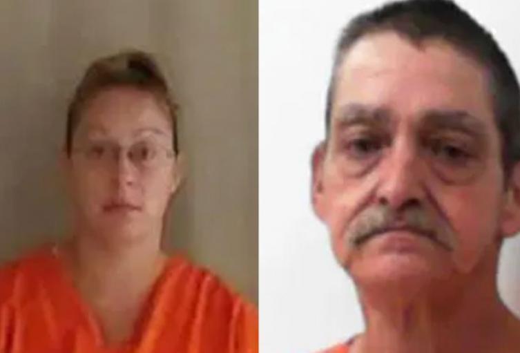 Amanda y Larry McClure