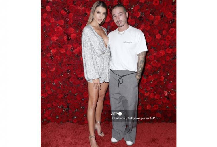 J Balvin y Valentina Ferrer serán papás