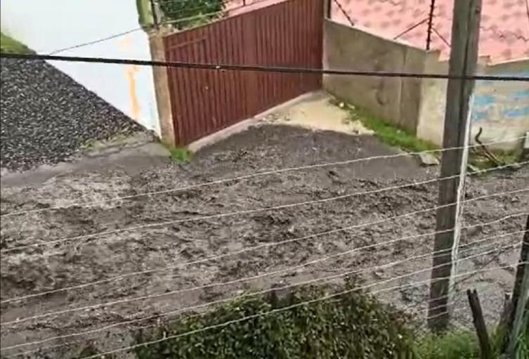 Inundaciones en San Isidro, Bogotá