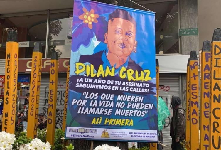 Un año de la muerte de Dilan Cruz