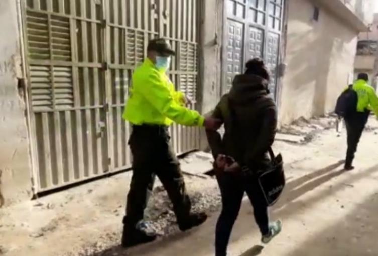 Ladrones de bicitaxis capturados