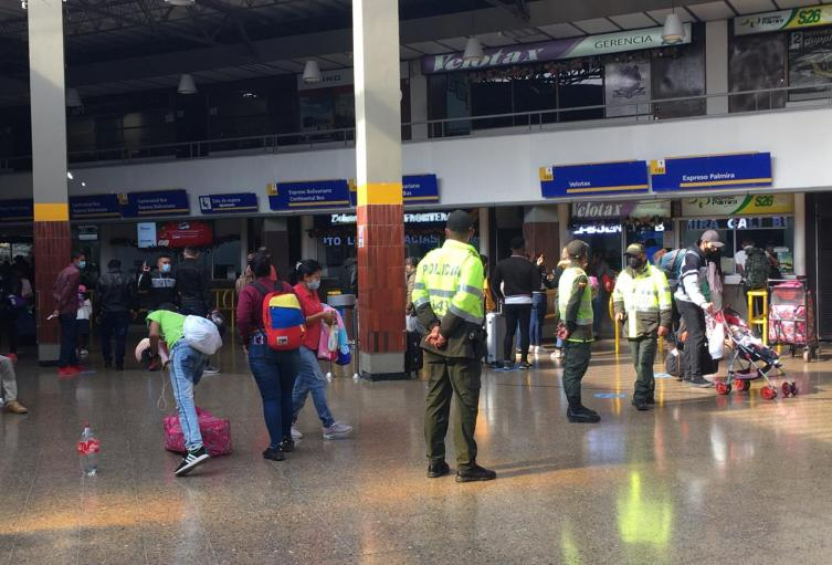 Terminal de Transportes de Bogotá