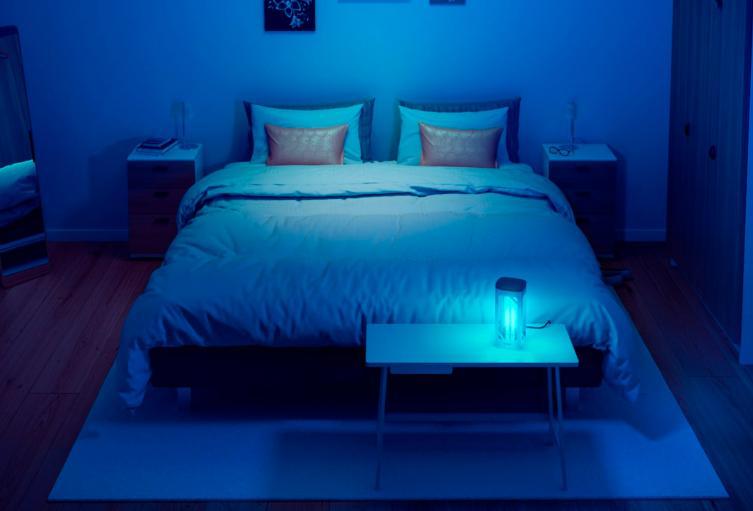 Lampara UV para eliminar Covid de Philips