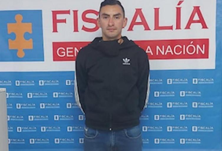 Patrullero Harrison Aurelio González Rincón, señalado de homicidio