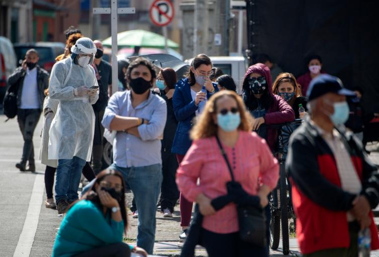 Ofertas de trabajo en Bogotá/ Coronavirus en Bogotá