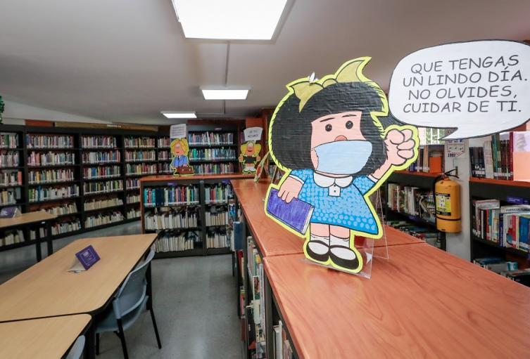 Red Distrital de Bibliotecas Públicas