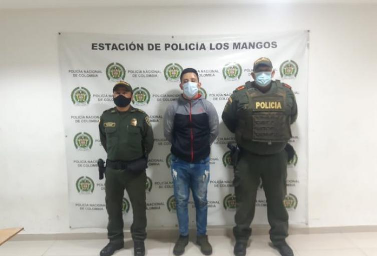 Anderson García Restrepo asesinó a su hija de 4 años