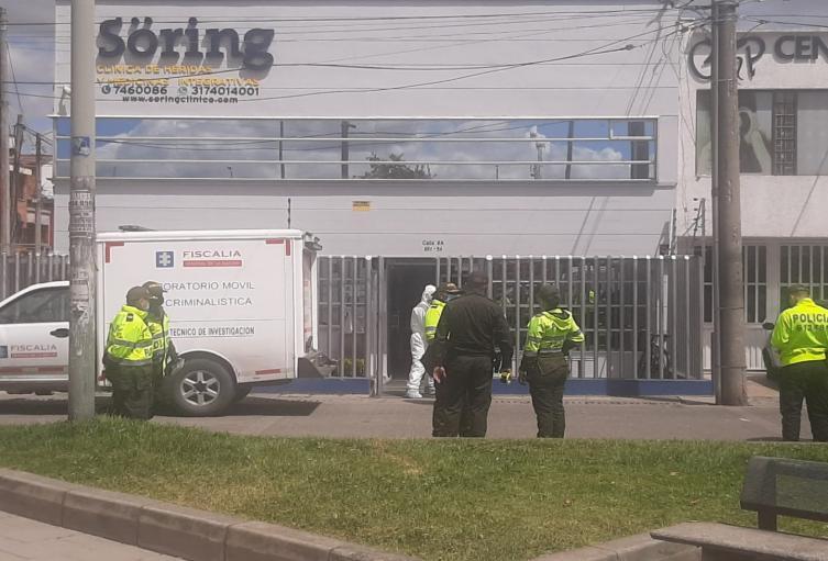Bogotá: Explosión en Clínica Söring dejó un paciente muerto