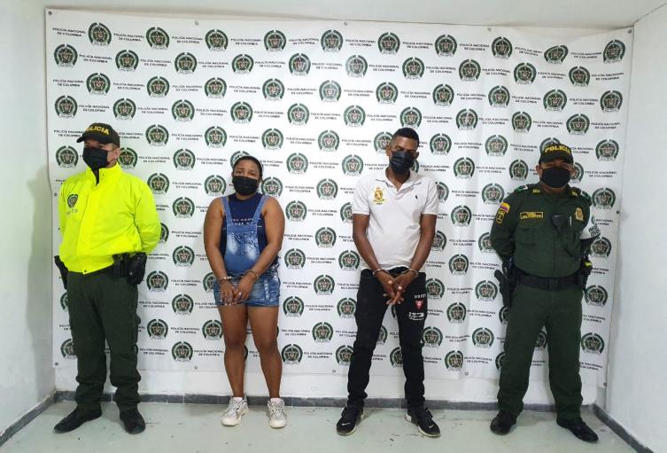 Capturados por abuso sexual en Bolívar