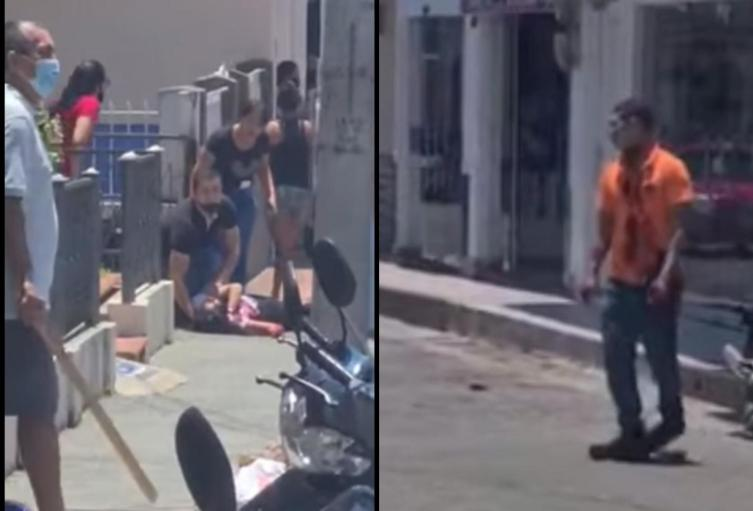 Asesinato de mujer en Cali