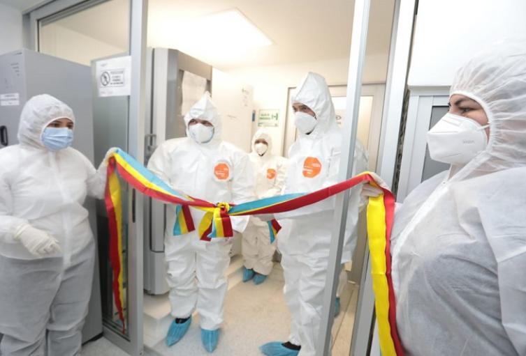 Laboratorio clínico de Cundinamarca