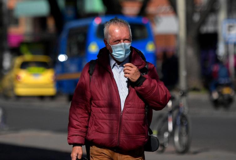 Uso de tapabocas es obligatorio desde abril de 2020 por coronavirus en Bogotá