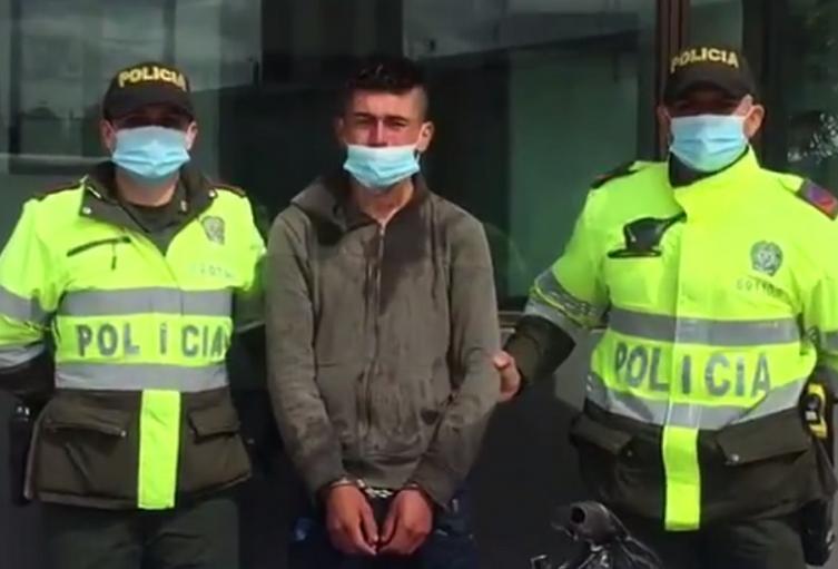 Capturan a ladrón de bicicletas