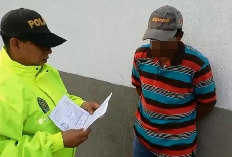 Por violar a sus tres hijos, fue condenado a más de 16 años, el conocido 'Monstruo de Cajamarca'
