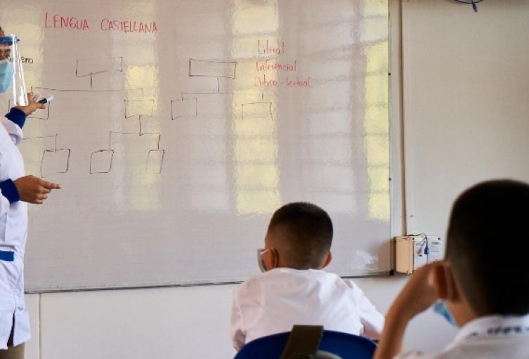 Solicitan priorizar a docentes en proceso de vacunación en Bucaramanga